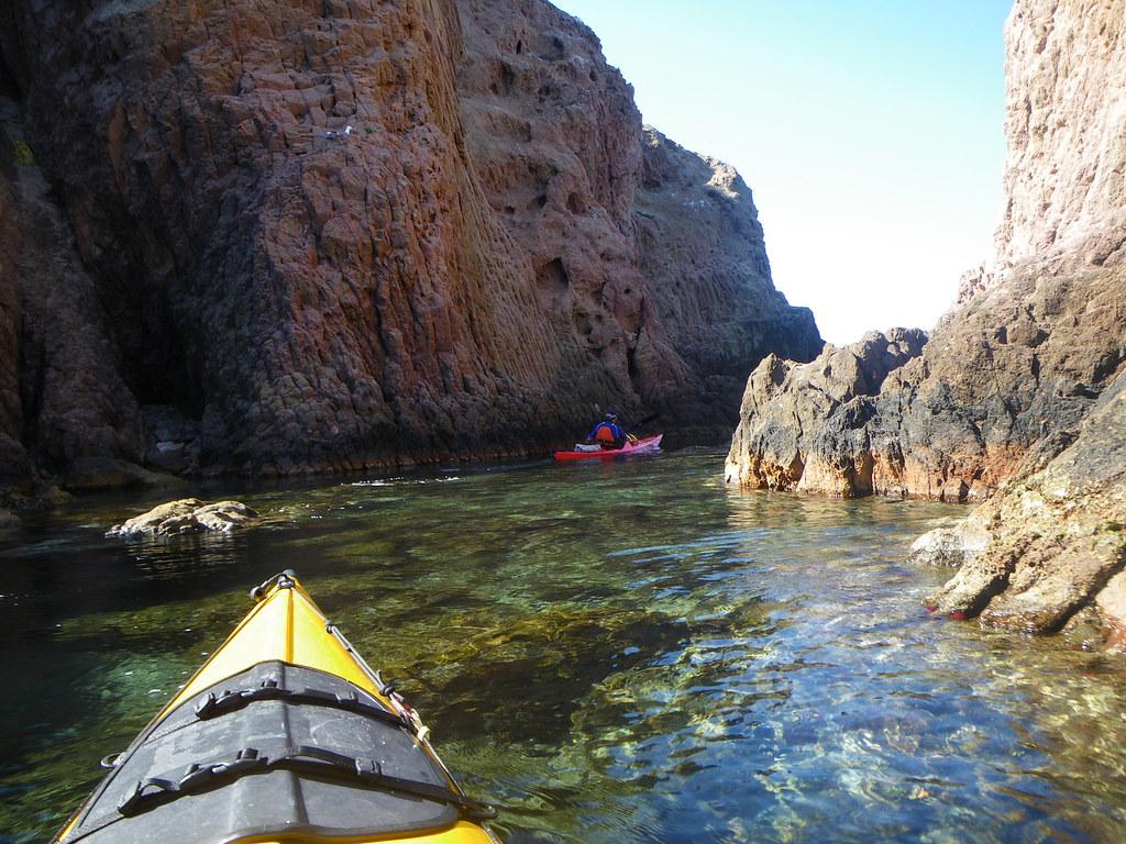Cabo de Gata en kayak 547