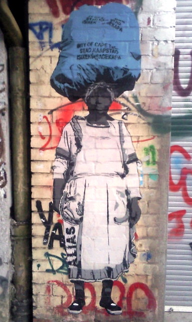 stencil art, Berlin Torstrasse