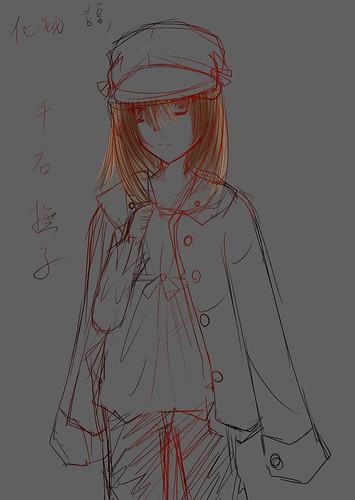 千石撫子 画像46