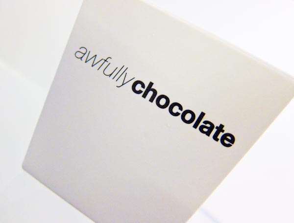 Awfully Chocolate