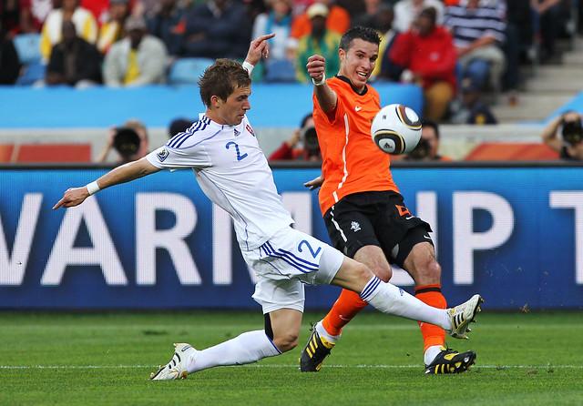 Holanda Eslovaquia Mundial Sudáfrica