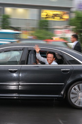 Aso Taro (One-time Prime Minister)