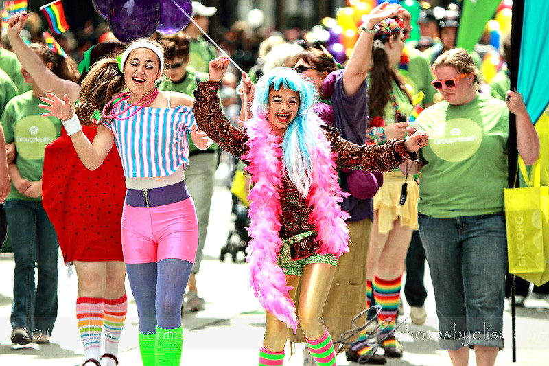 Pride 2010 by Elisa Sherman | photosbyelisa.com