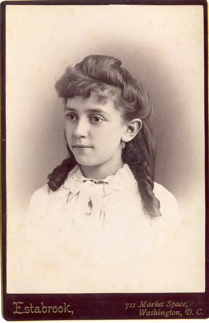 Flora Steinberg - Age 13 years by gt_hawk63