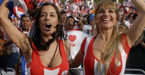 Paraguay vs. Japón, Mundial 2010
