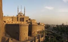Citadel of Salah El.Din and Masjid Muhammad Ali          / Cairo / Egypt - 17 04 2010 (Ahmed Al.Badawy) Tags: architecture shots 04 citadel egypt ali cairo 17 ahmed masjid muhammad islamic 2010 salah   eldin      albadawy hutect