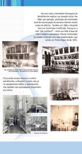 """Hospital Beneficência Portuguesa faz 140 anos com exposição                        """"Corredor da Memória"""" do Museu de História da M                        edicina by                        Museu de História da Medicina do RS."""