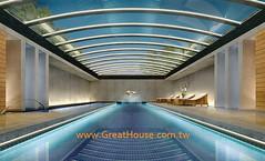 原風景:2樓室內溫水游泳池