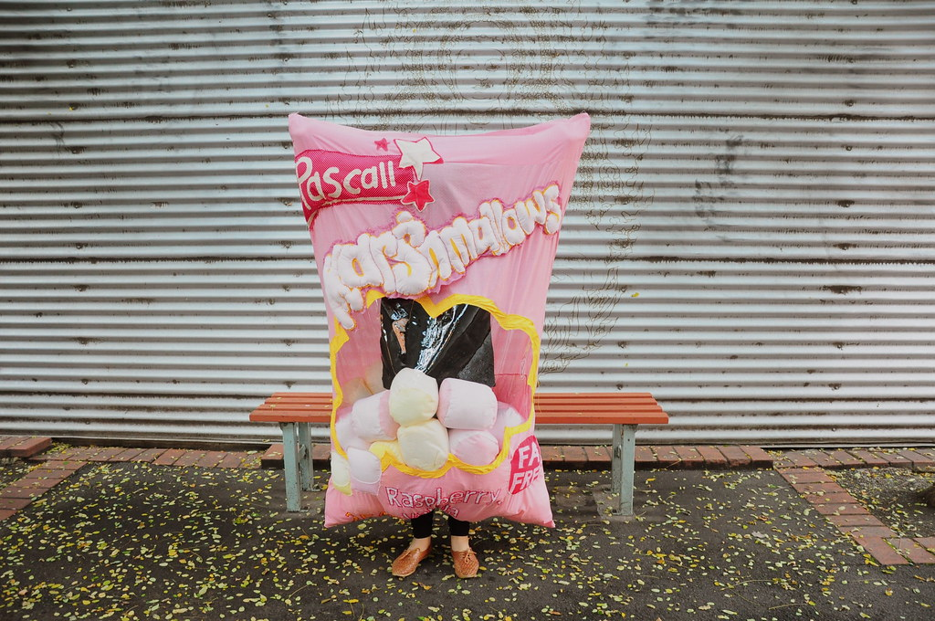 Another Marshmallow bag picture