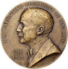 D. W. Valentine Medal