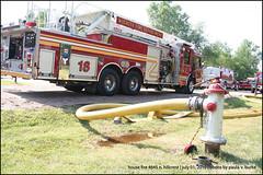 IMG_5754 (BbyParit) Tags: house truck hydrant fire salvationarmy medical kansas wichita burke stout rehab belaire