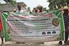The main banner against Monsanto at the rally in Hinch (teqmin) Tags: usaid haiti corn farmers seeds demonstration mpp monsanto centralplateau hinch haitianpeasants gmofreeworld usforeignaid tminskyixnetcomcom antimonstanto foodsoverignty