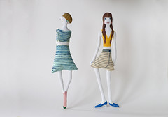 two-border (ShokoITO) Tags: new people girl fashion illustration 3d doll 07 2010