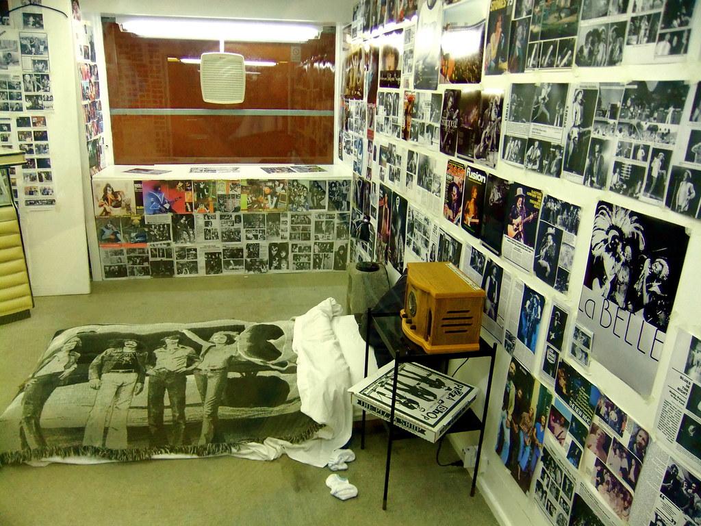 Punk Rock Room Decor