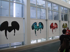 E3 2010 Disney Epic Mickey banners