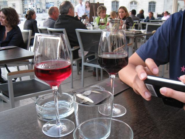 Aperatif and wine!