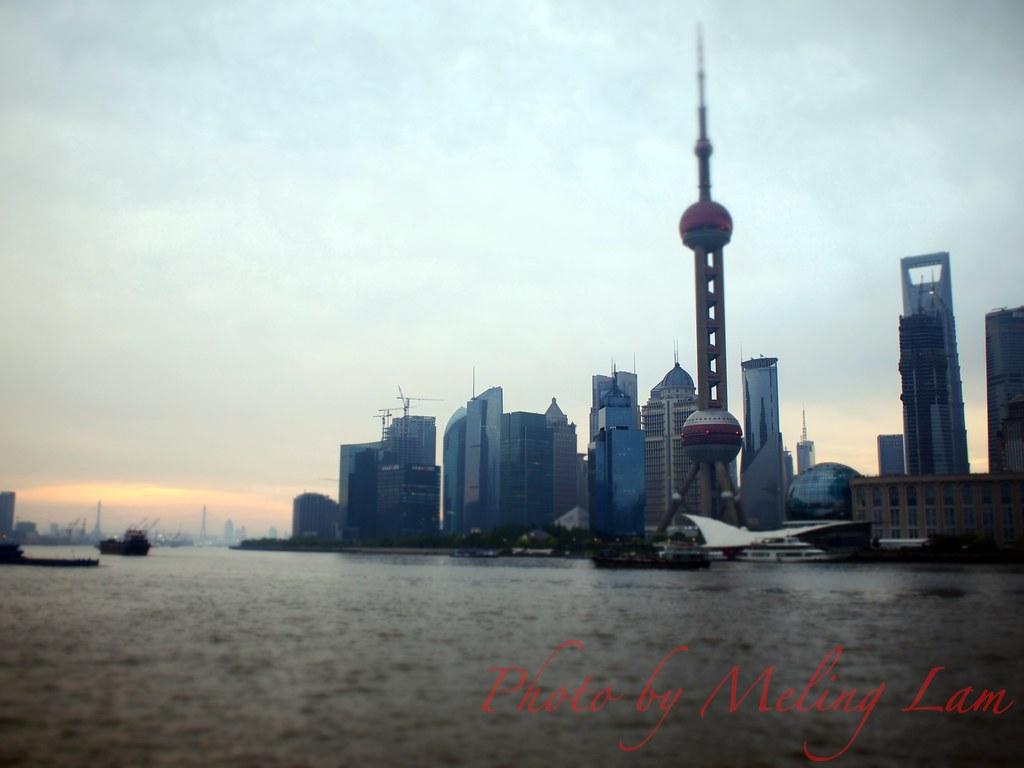 shanghai world expo sunrise on the bund 上海世博 外灘日出