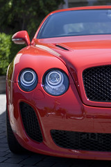 Supersports (JSFauxtaugraphy) Tags: red black mesh continental front grille bentley agressive supersports