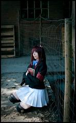 Ange Ushiromiya Umineko Cosplay