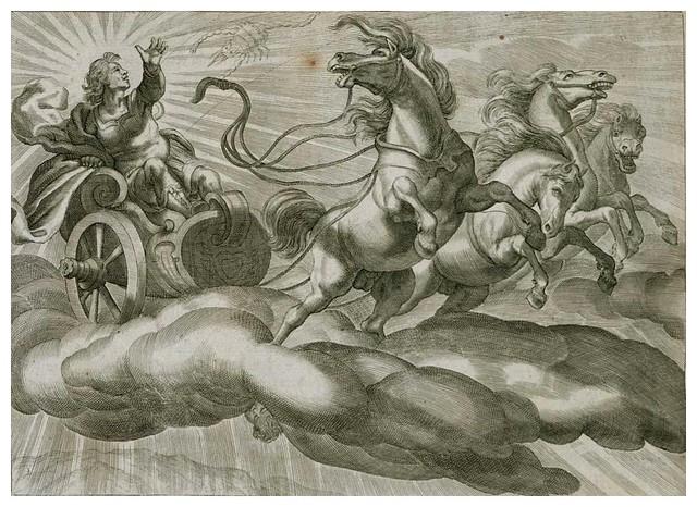 005-Les Metamorphoses d'Ovide  En Latin Et François … 1677