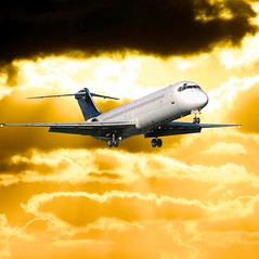 Under cloudy skies (Heaven`s Gate (John)) Tags: sky sun silhouette clouds plane aircraft flight aeroplane sparkle sunrays johndalkin heavensgatejohn undercloudyskies