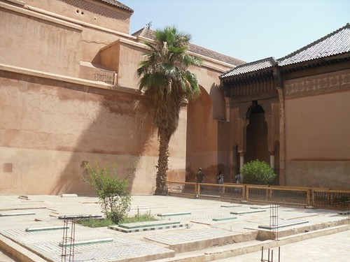 2 Saadian tombs
