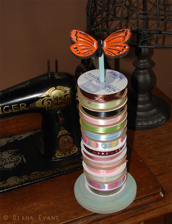 ribbon organizer B