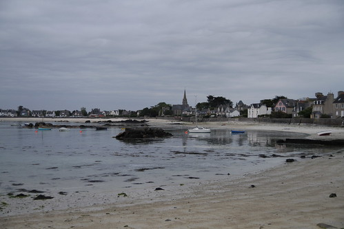 Brignogan beach