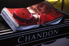 Chandon presentó en arteBA su libro Pop Up
