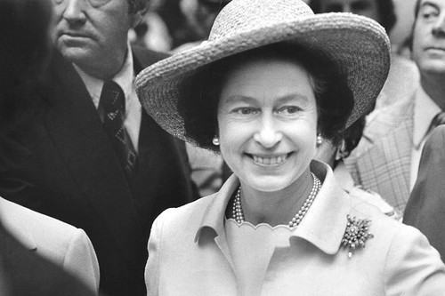 Queen Elizabeth II at 50