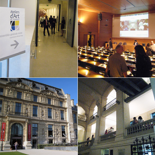 Assemblée générale Ateliers d'Art de France