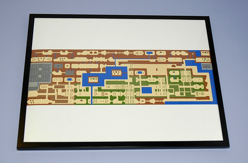 Legend of Zelda Map