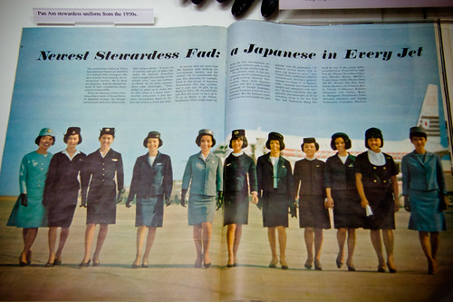 Flight Attendant Fads