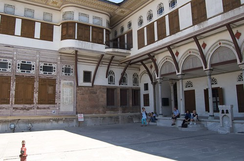 Courtyard of the Favourites