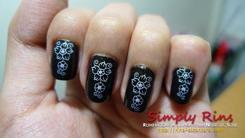Konad Stamping Nail Art m36