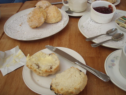The best scones I've ever had