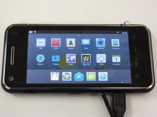 Aava Moorsetown Development Handset Running MeeGo