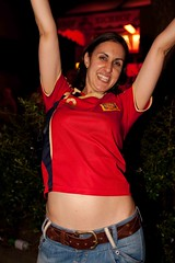 Spain Vs Germany (Popeyee) Tags: world pictures party cup sports germany southafrica deutschland fan photo football spain foto photographer emotion image photos fifa soccer watching picture images wm semi celebration espana wc spanish v final german finals vs fans win celebrate futebol celebrating versus 2010 sudafrica semifinals semifinale fifaworldcup2010 worldcup2010