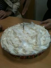 Cutting the pie