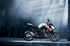 [Free Image] Vehicle, Motorcycle/Bike, Kawasaki Heavy Industries, Kawasaki Z1000, 201007162300
