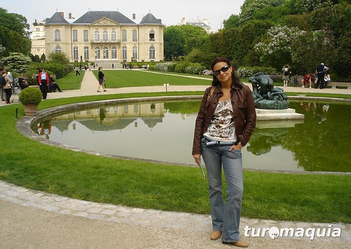 Jardins do Museu Rodin
