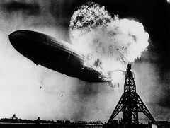 Hindenburg disaster By History In An Hour on flickr