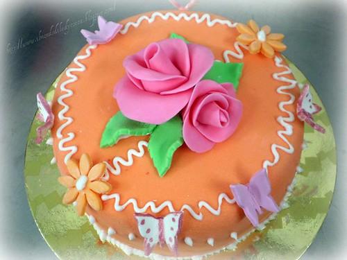 Printemps' cake