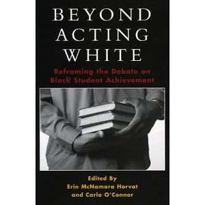 Beyond Acting White Cover