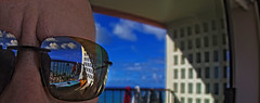 Taking in the View (/\ltus) Tags: sunglasses hawaii waikiki royalhawaiian mauijim