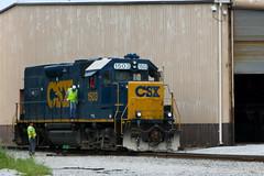 CSX at BP Refinery (dangaken) Tags: railroad chicago train canon illinois industrial chitown british bp job refinery whiting petroleum csx windycity swtich whitingin cityofbroadshoulders gaken dangaken dgaken wwwflickrcomdgaken