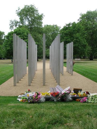 7/7 Memorial, Hyde Park