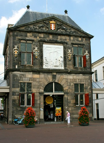 Museo del queso en Gouda