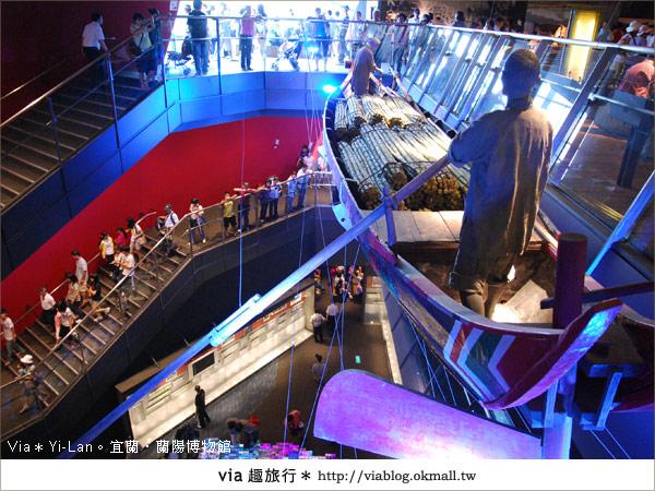 【宜蘭蘭陽博物館】走入宜蘭的文化歷史~蘭陽博物館25