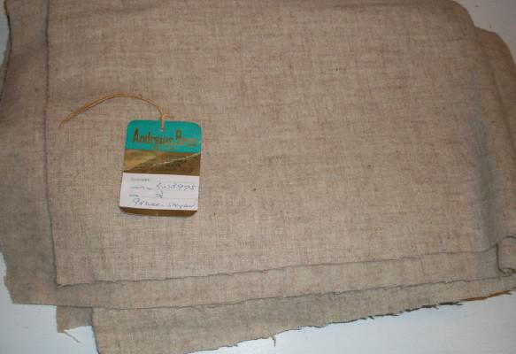 vintage woollen fabric